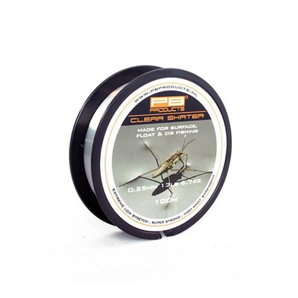 PB Products Clear Skater Monofilament