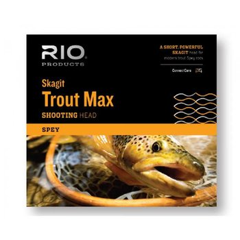 RIO Trout Max Shooting Head