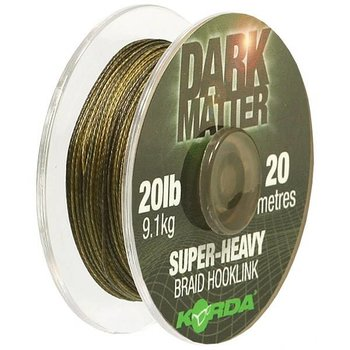 Korda Dark Matter Super Heavy Braid Hooklink