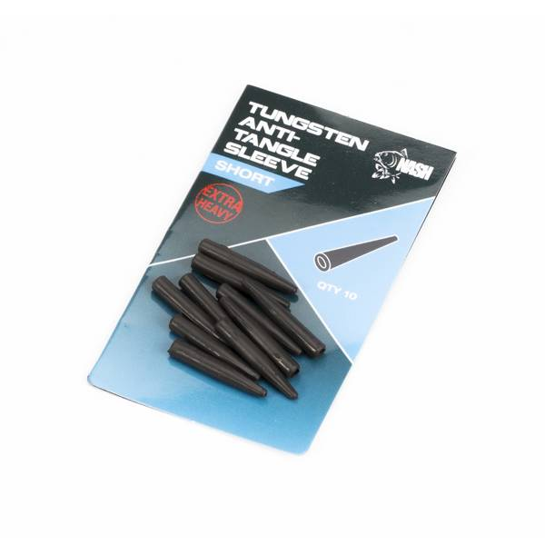 Nash Tungsten Anti Tangle Sleeves