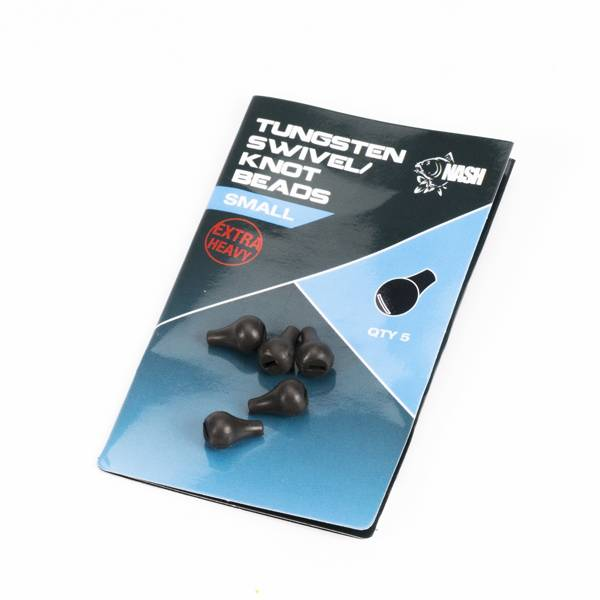 Nash Tungsten Swivel / Knot Beads