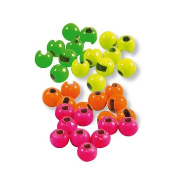Traun River Tungsten Beads Fluo