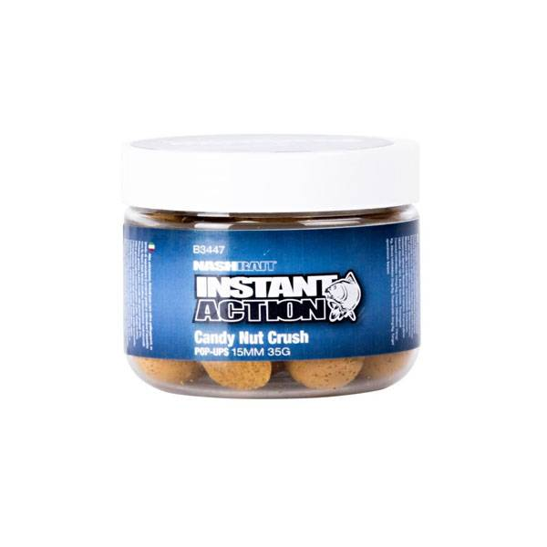 Nash Instant Action Candy Nut Crush Pop-Ups