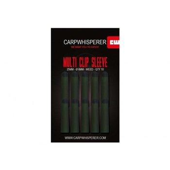 Carp Whisperer Multi Clip Sleeves
