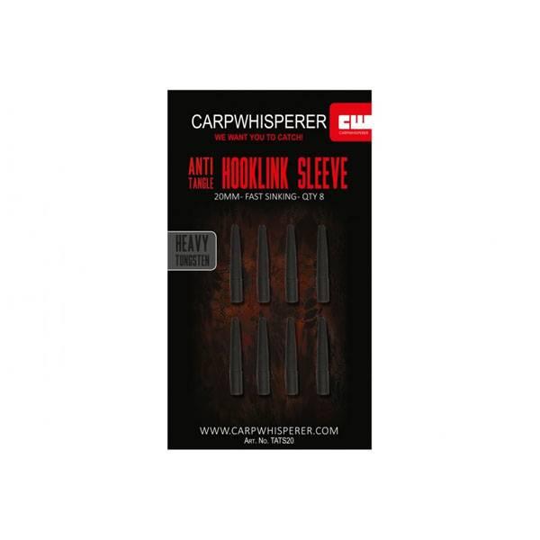 Carp Whisperer Tungsten Hooklink Sleeves