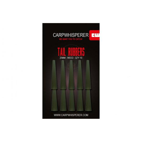 Carp Whisperer Tail Rubbers