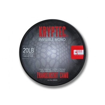 Carp Whisperer Kryptec Invisible Mono