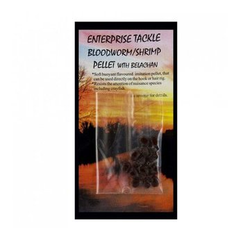 Enterprise Tackle Bloodworm / Shrimp Pellet With Belachan