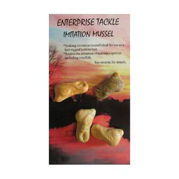 Enterprise Tackle Imitation Mussel