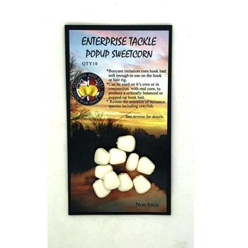Enterprise Tackle Pop-up Sweetcorn Flavoured