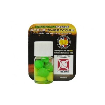 Enterprise Tackle CC Moore Green Lipped Mussel Pop-Up Sweetcorn