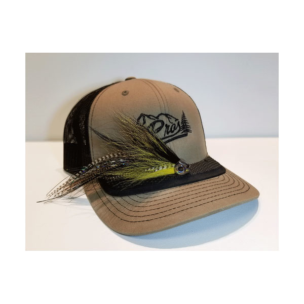 O'Pros Hat Fly Patch Large