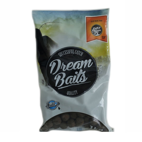 Dream Baits Krill & Octopus Boilies