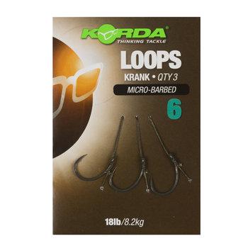Korda Loops Krank Hook