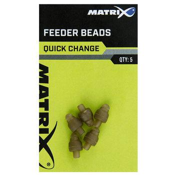 Matrix Quick Change Feeder Beads