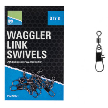 Preston Innovations Waggler Link Swivel