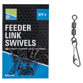 Preston Innovations Feeder Link Swivels