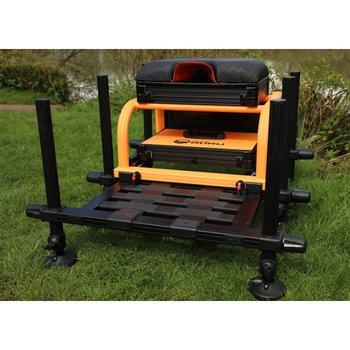 Guru Rive ST8 Team Seatbox - Orange