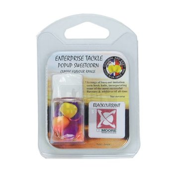 Enterprise Tackle CC Moore Blackcurrant Pop-up Sweetcorn