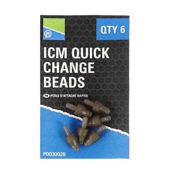 Preston Innovations ICM In-line Quick Change Beads