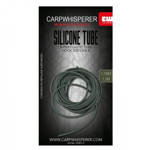 Carp Whisperer  Silicone Tubing