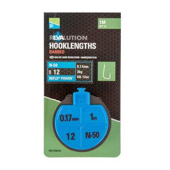 Preston Innovations Revalution Hooklengths N-50