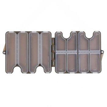 Korum Clamshell Box - 12 Compartment