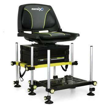 Matrix F25 Seatbox MKII With Swivel Seat