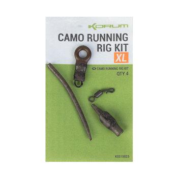 Korum Camo Running Rig Kit