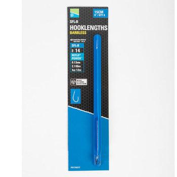 Preston Innovations SFL-B Hooklengths - Barbless