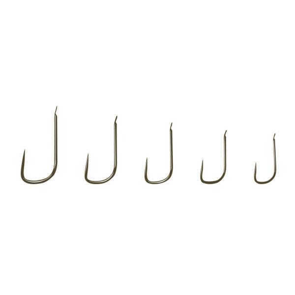 Drennan Silverfish Match Hooks - Barbless