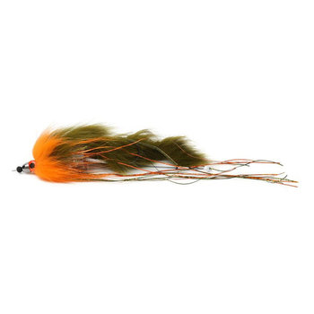 Fly-Dressing Dobb Daddy Spin Fly - Rig