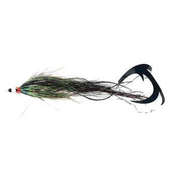Fly-Dressing Dobb Daddy Spin Fly - Dragon Tail