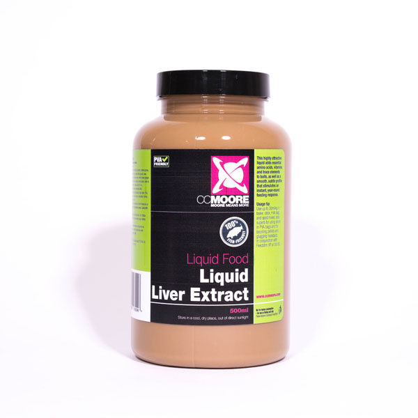 CC Moore Liquid Liver Compound