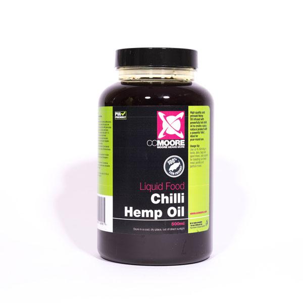 CC Moore Chilli Hemp Oil