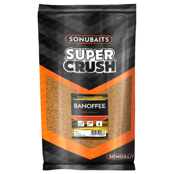 Sonubaits Supercrush Banoffee Groundbait
