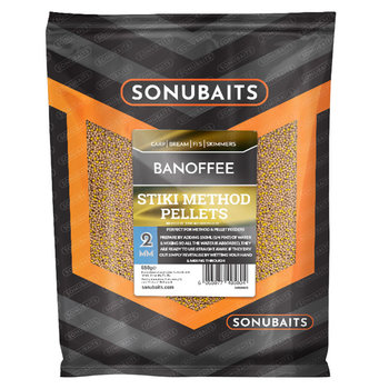 Sonubaits Banoffee Stiki Method Pellets
