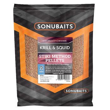 Sonubaits Krill & Squid Stiki Method Pellets