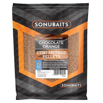 Sonubaits Chocolate Orange Stiki Method Pellets