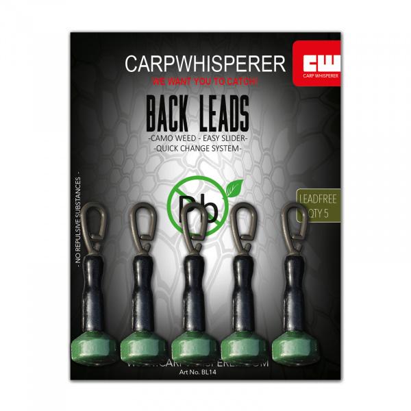 Carp Whisperer Back Leads
