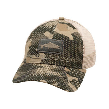 Simms Salmon Icon Trucker Hat