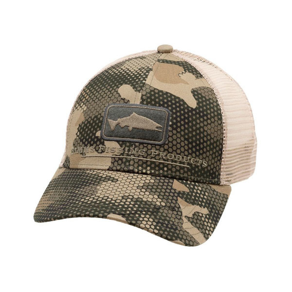 Simms Salmon Icon Trucker Hat