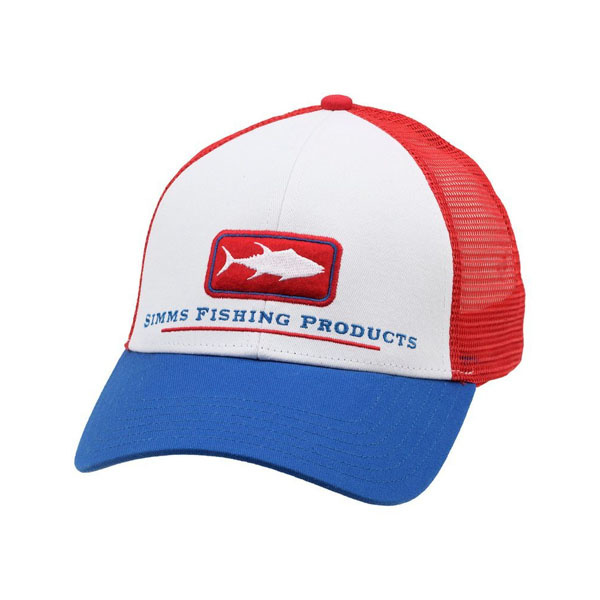 Simms Tuna Icon Trucker Hat