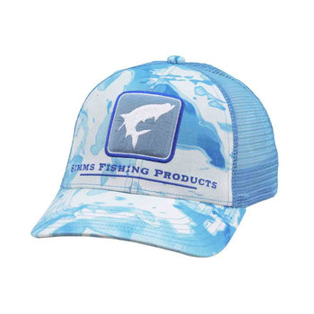 Simms Tarpon Icon Trucker Hat