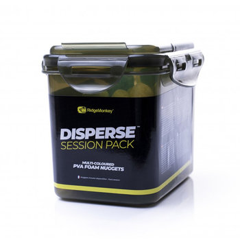 RidgeMonkey PVA Foam Nuggets Disperse Session Pack