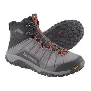 Simms Flyweight Wading Boots - Vibram Sole