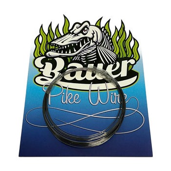 Fly-Dressing Bauer Pike Wire
