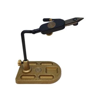 Regal Medaillion RVS Head Vice  Bronze Pocket Plate