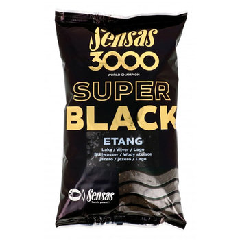 Sensas 3000 Super Black Etang
