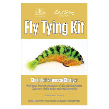 Flymen Fly Tying Kit - Chocklett's Finesse Changer